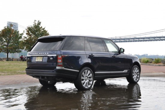 Review: 2014 Range Rover Supercharged