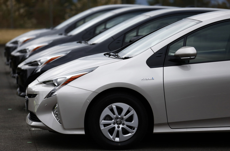 Toyota will electrify entire vehicle lineup by 2025