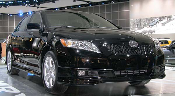 2007 Toyota Camry preview