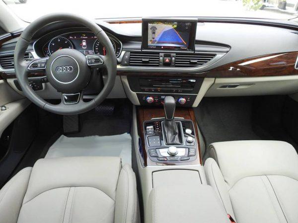 Audi A7 (C7/4G) 2010-2018