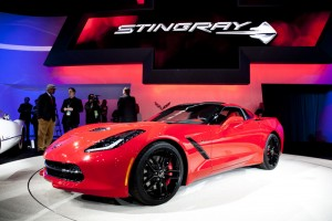 2014 Corvette C7 debuts as the Stingray nameplate is reborn