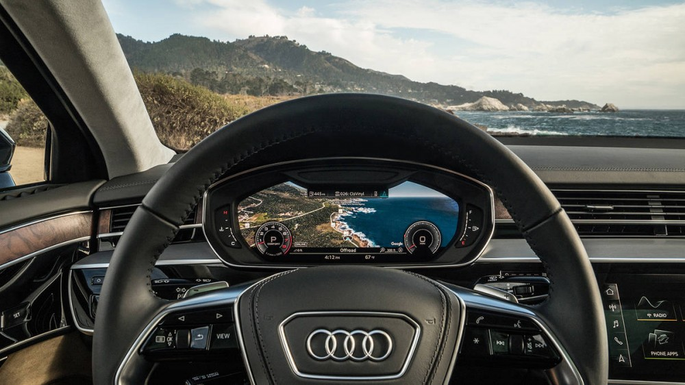 2019 Audi A8 first drive: The flagship goes even higher tech
