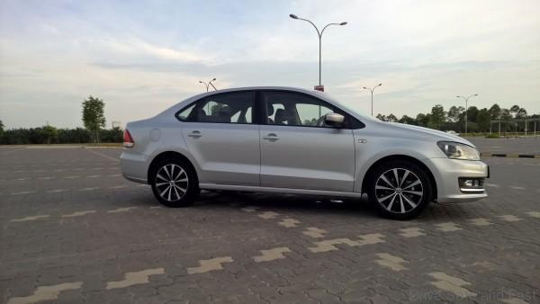 How Stylish Is This Volkswagen Sedan?