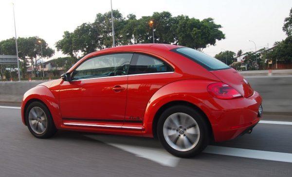 Volkswagen Beetle Club Test Drive Review