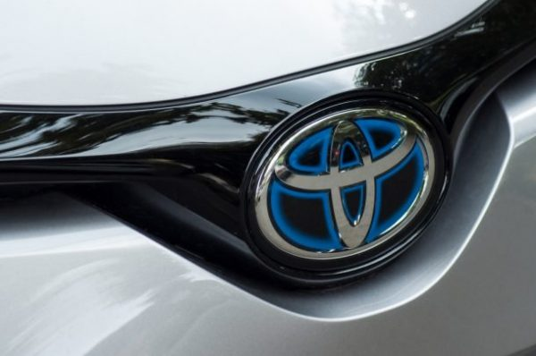 Toyota Announces Product Development Deal With China's BYD