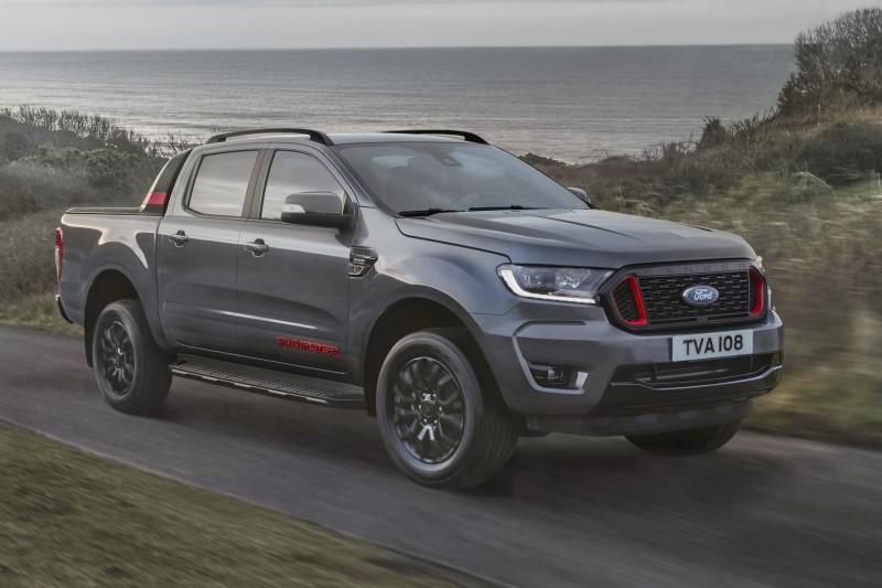 New days of Thunder for the Ford Ranger pick-up