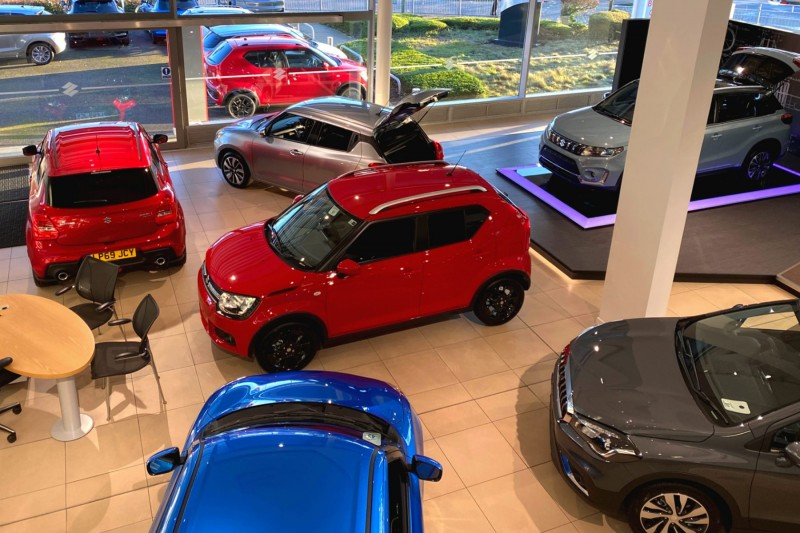 Car showrooms back in business from June 1