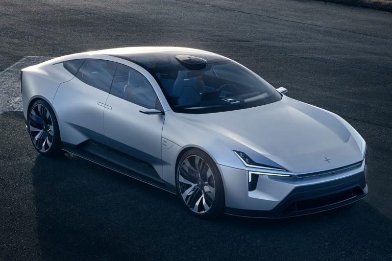 Polestar's exciting glimpse into motoring's future