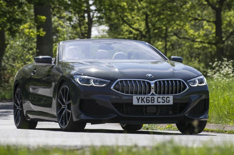 BMW 8 Series Convertible review