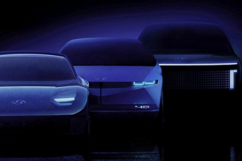 'I'm in charge' – meet Hyundai's new Ioniq EV brand