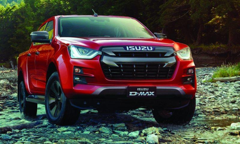 Isuzu D-Max is 'safest pick-up on the market'