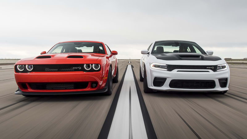 Dodge Challenger, Charger get new anti-theft trick: going super slow