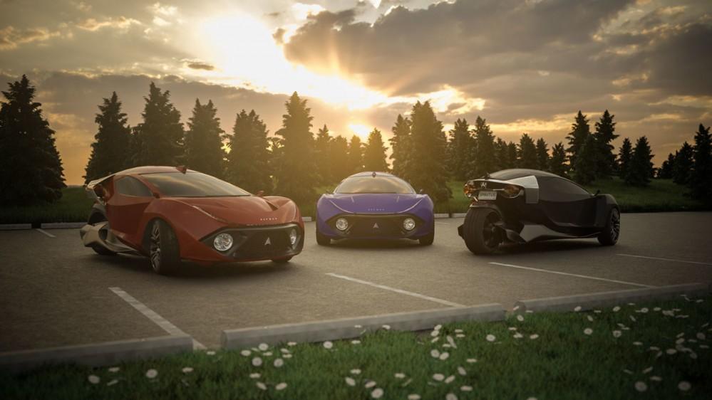 Daymak says it's making the world's fastest three-wheeled EV