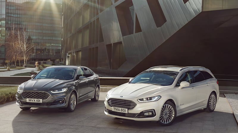 Ford of Europe will stop making its last sedan, the Mondeo, in 2022