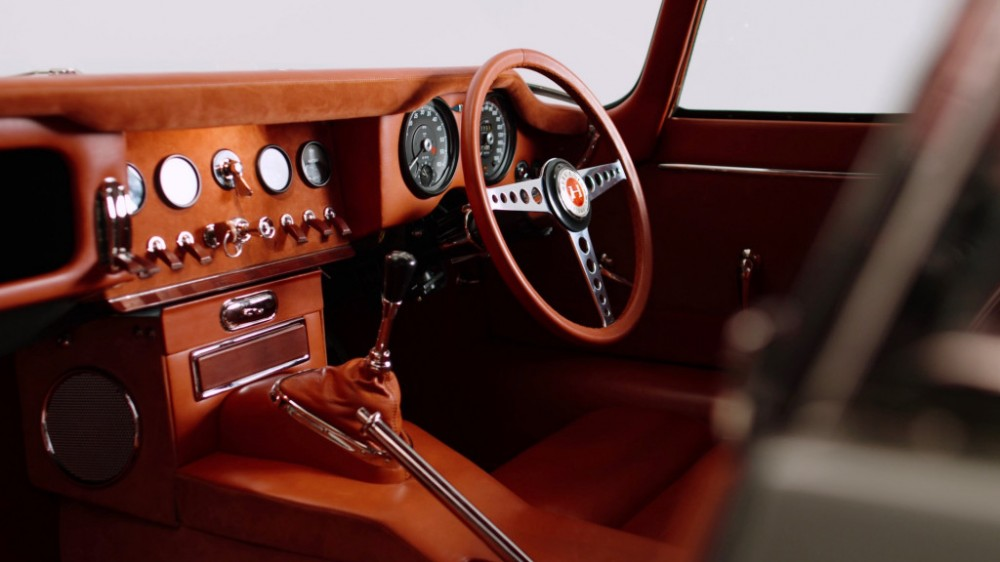 Series 1 Jaguar E-Type gets beautifully reimagined by Helm Motorcars