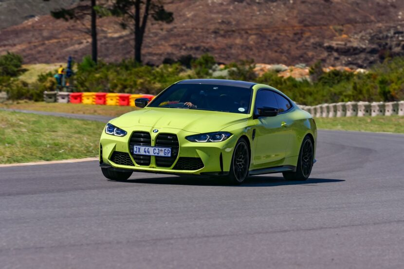 How Does The Smoking Tire Feel About the BMW M4?