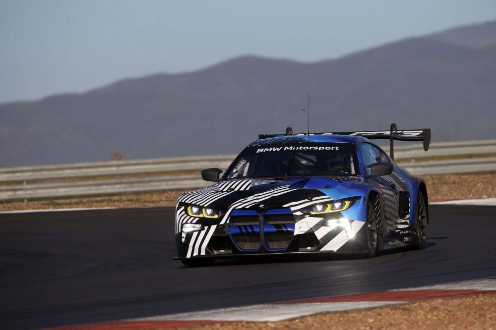 BMW M4 GT3 enters final testing phase following 12,000-km test run
