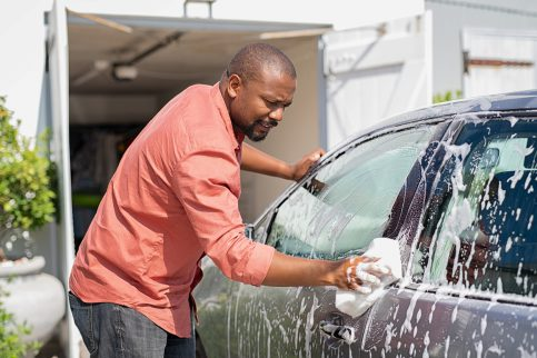 Maintaining Your Vehicle When It's Not in Use