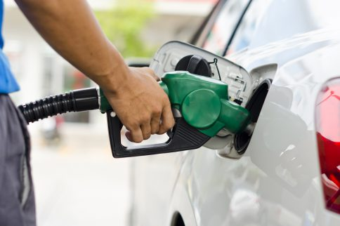 Pandemic or No Pandemic, Clean Your Hands at Gas Pumps